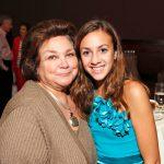 Mary Skarecki and Elizabeth DiMarco At Kravis Center