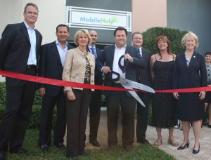 MobileHelp Takes Up Residency In The Research Park At Florida Atlantic University