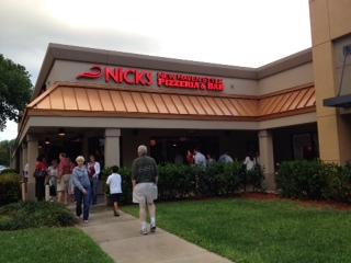 Nick's New Haven Pizza Boca Raton