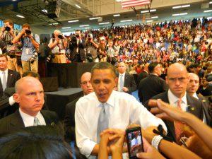Obama at FAU
