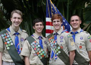 Eagle Scout Ceremony Set To Honor Boca Raton Boy Scouts