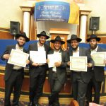 First Rabbis graduate from Palm Beach County's only Rabbinical School in Boca Raton. (Courtesy: Blue Ivy Communications).