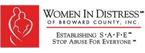 women in distress broward county
