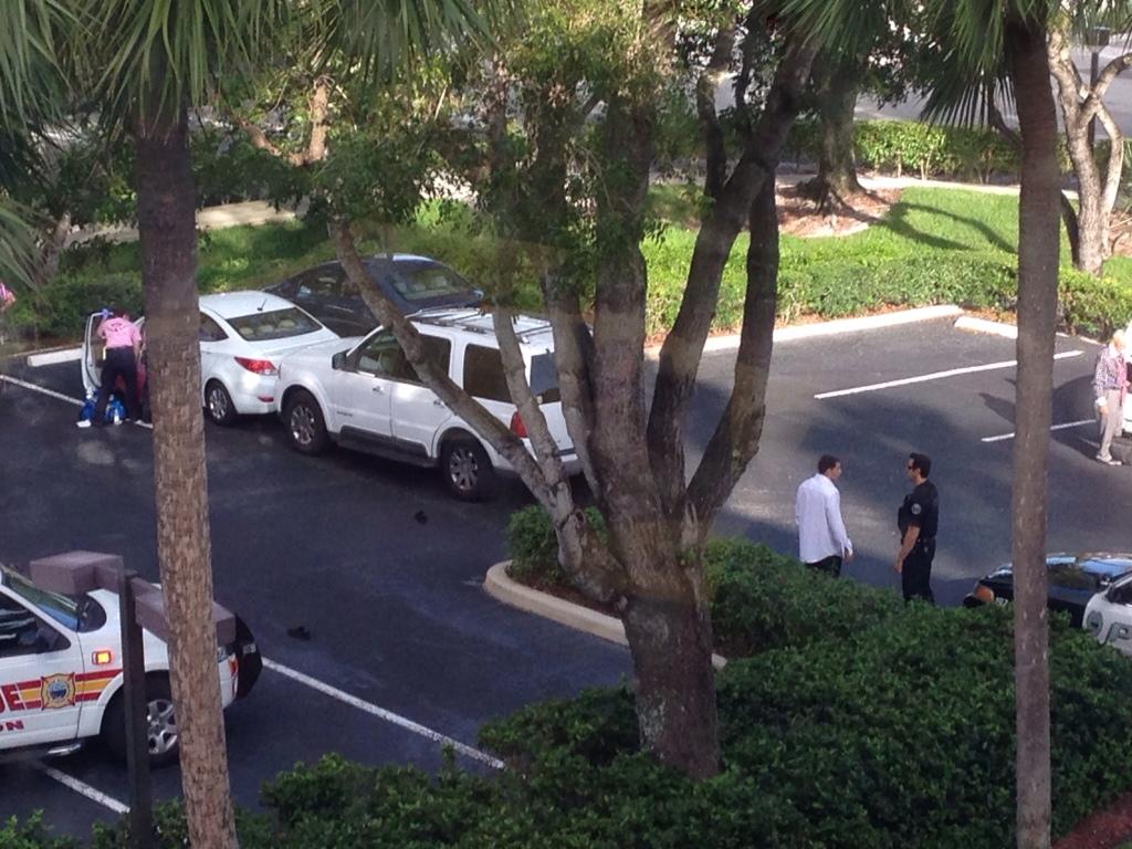 Boca Raton Road Rage Arrest