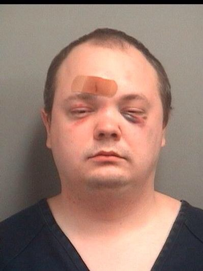 Road Rage Assault Jason Espeland David Noshay
