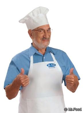 Mr. food dies