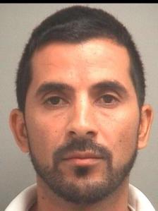 Walter Honorato, Courtesy Palm Beach County Jail.