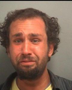 Anthony Miller, Courtesy Palm Beach County Jail.