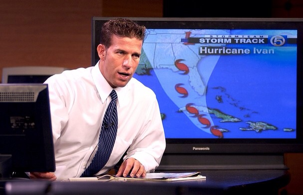 Former WPTV-TV5 Weatherman Rob Lopicola Remains In Jail Six Months After His Arrest.