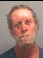 Thomas Hurst, Courtesy Palm Beach County Jail.