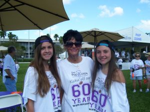 Walkathon At FAU Benefits Cancer Research