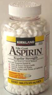 asprin heart attack