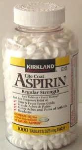 asprin heart attack