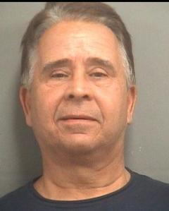 Michael J. Krones, courtesy Palm Beach County Jail.