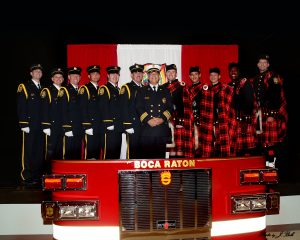 Assistant Boca Raton Fire Chief Travieso retires after 39 years.