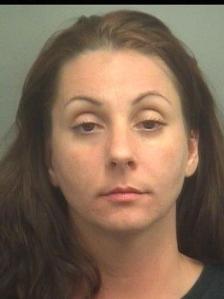 Brooke Mahoney, courtesy Palm Beach County Jail.
