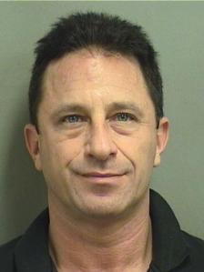 Steven S. Greenberg, courtesy Palm Beach County Jail.