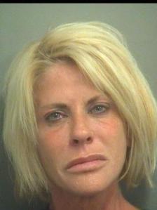 Kimberly Dawn Simon, courtesy Palm Beach County Jail.