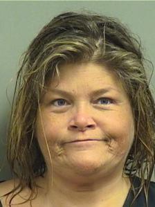 Kelly Ann Raper, courtesy Palm Beach County Jail.