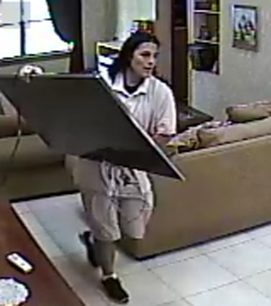 Do you know who he is? Please call Delray Beach Police if you have information.