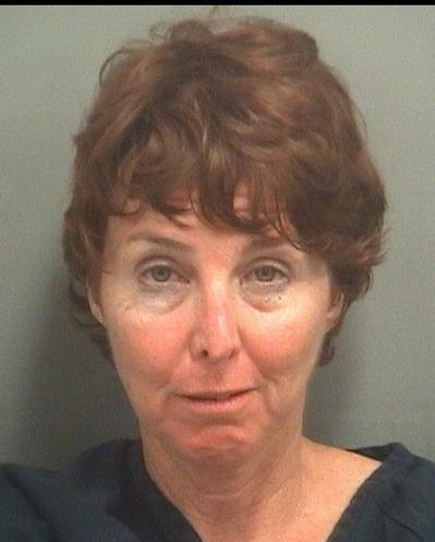 Erin Amico, courtesy Palm Beach County Jail.
