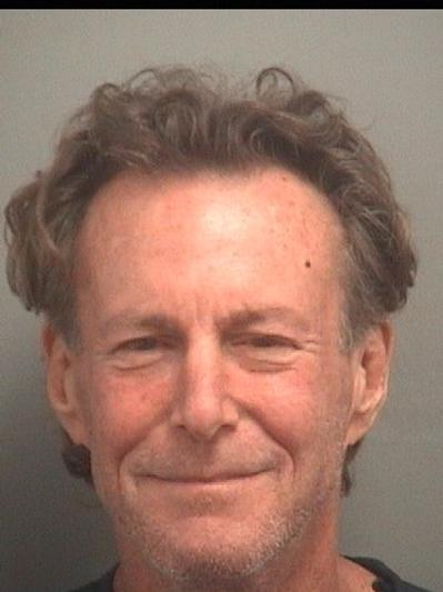 Randy Rosenburg, courtesy Palm Beach County Jail.