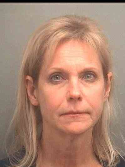 Susan Kirkpatrick, courtesy Palm Beach County Jail.