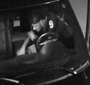 Who is he? If you know, please call CrimeStoppers at 1-800-458-TIPS.