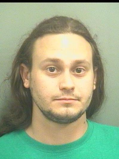 Spencer Leigh Cohen, courtesy Palm Beach County Jail.