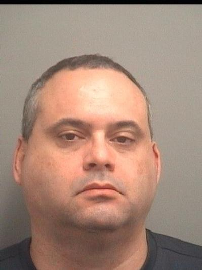 Victor Bauza, courtesy Palm Beach County Jail.