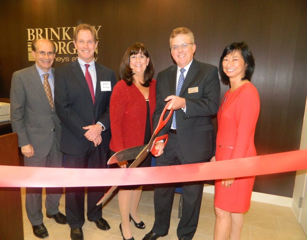 Ronald Siegel, William Kramer, Boca Raton Deputy Mayor Susan Haynie, Philip Morgan, Yueh-Mei Kim Nutter