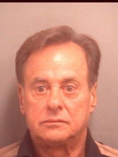 Stuart Graff of Boca Raton, courtesy Palm Beach County Jail.