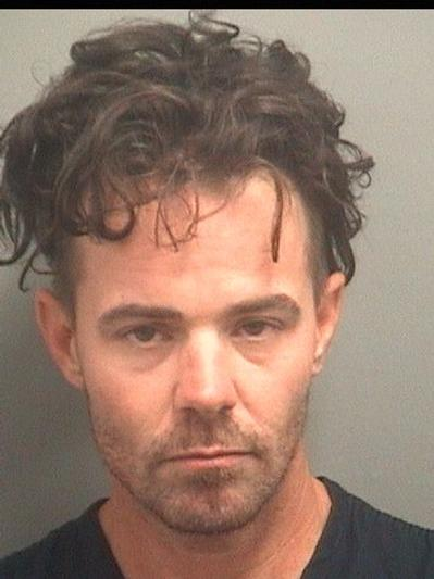 James Rinaldi, courtesy Palm Beach County Jail.
