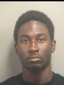 Kevin Lee Campbell, courtesy Palm Beach County Jail.