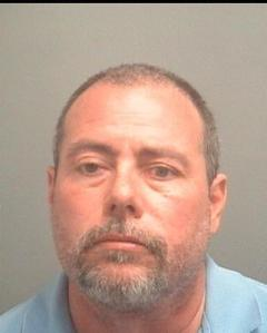 John Belleme, courtesy Palm Beach County Jail.
