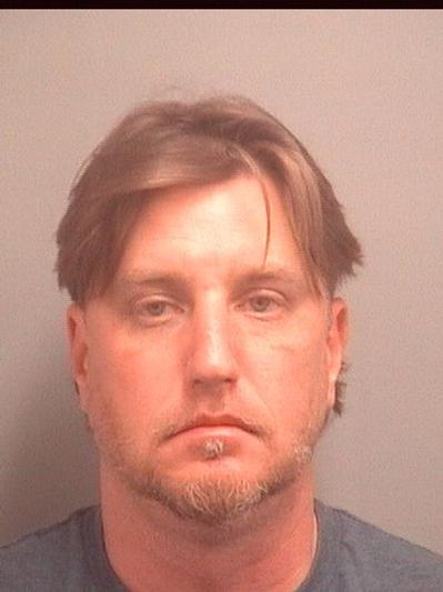 John Magnetta, courtesy Palm Beach County Jail.