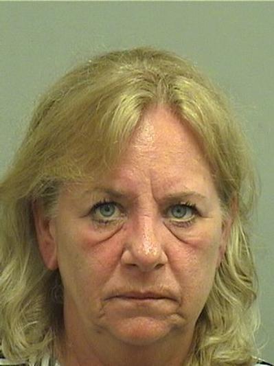 Barbara Hill, courtesy Palm Beach County Jail.