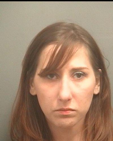 Jenia Schlechter, courtesy Palm Beach County Jail.