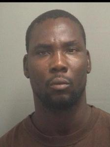 Tilus Lebrun, courtesy Palm Beach County Jail.
