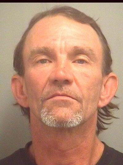 Michael Quick, courtesy Palm Beach County Jail.