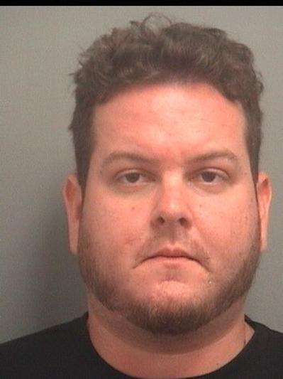 Christopher Nill, courtesy Palm Beach County Jail.