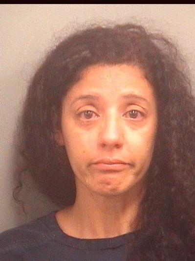 Adriana Capawana, courtesy Palm Beach County Jail.