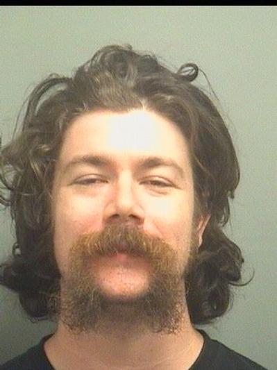 Adam Koch, courtesy Palm Beach County Jail.