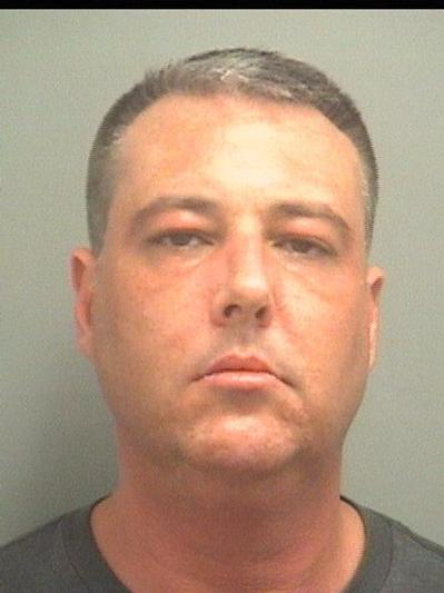 Eric Stapfer, Courtesy Palm Beach County Jail.