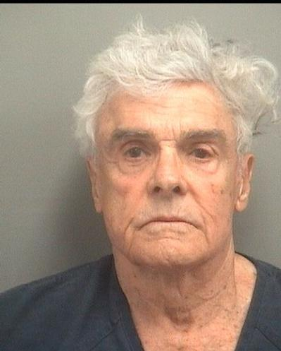 David Wesley Brown, Courtesy Palm Beach County Jail.