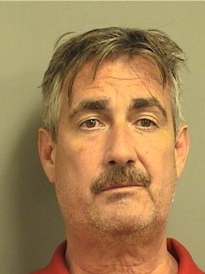 Terrance Crocker, Courtesy Palm Beach County Jail.