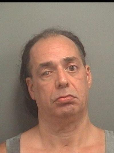 Frank Pepitto, Courtesy Palm Beach County Jail.