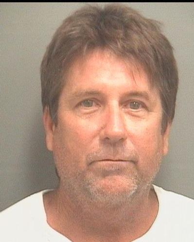 James McDonald, Courtesy Palm Beach County Jail.