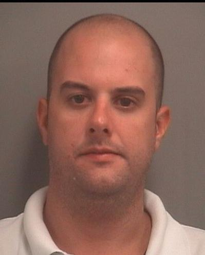 David Mitchell, Courtesy Palm Beach County Jail.