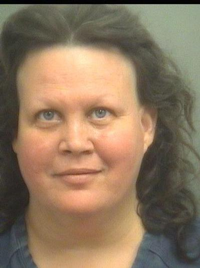 Suzanne Morales, Courtesy Palm Beach County Jail.